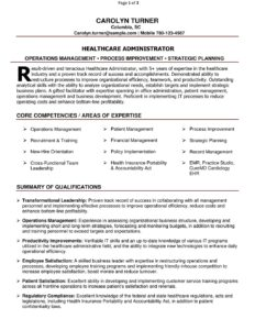 Edmonton Resume Services Samples