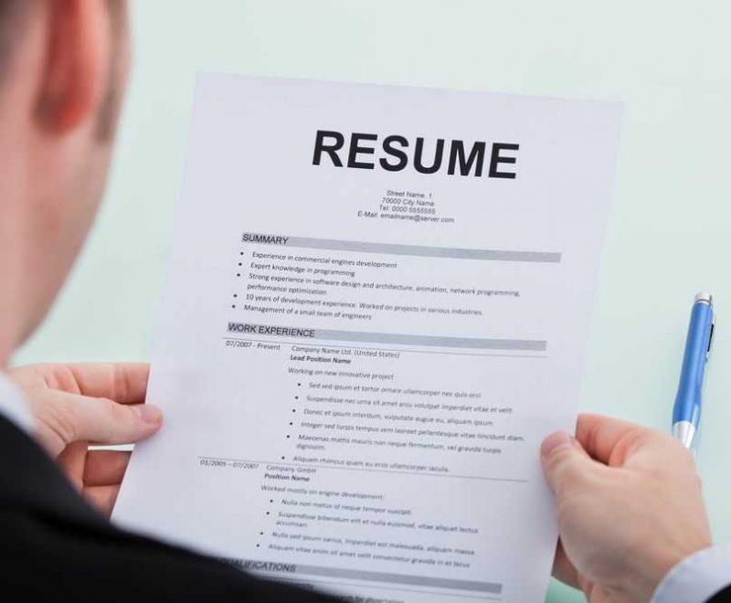Professionl-Resume-Writers